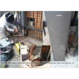 valor da manutenção de portão guilhotina Freguesia do Ó