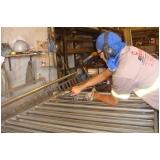 valor da manutenção de portão industrial Vila Romana