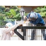 valor da manutenção de portão pivotante Parque Anhembi