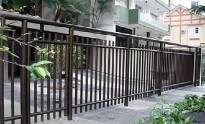Valor de Automação de Portão Condomínio Engenheiro Goulart - Automação de Portão Duas Folhas